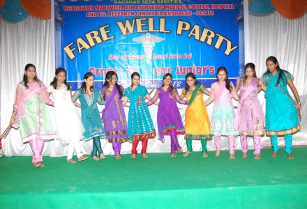 Fare-Wel-PartyCultural-Program
